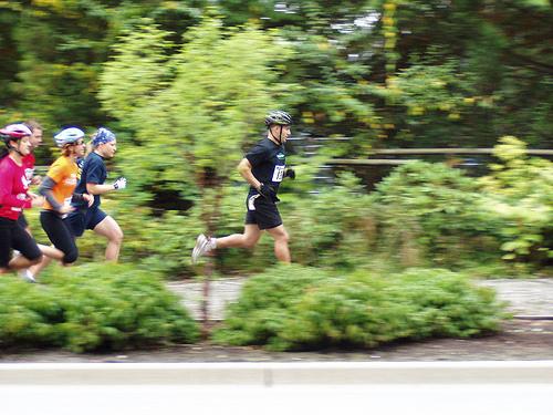Runners GOOOOOOO!