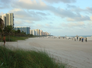 Who wouldn't want a timeshare on South Beach? It's GORGEOUS here!