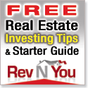 Get's Rev N You's Free Real Estate Investing Newsletter