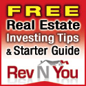 Get our Free Real Estate Investing Starter Tips Guide when you sign up for our Free weekly real estate investing newsletter